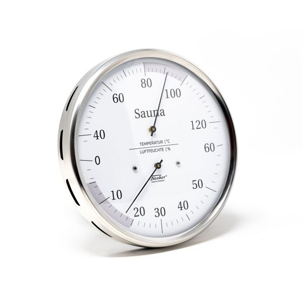 194/195.01 | Sauna-Thermohygrometer 130/160 mm