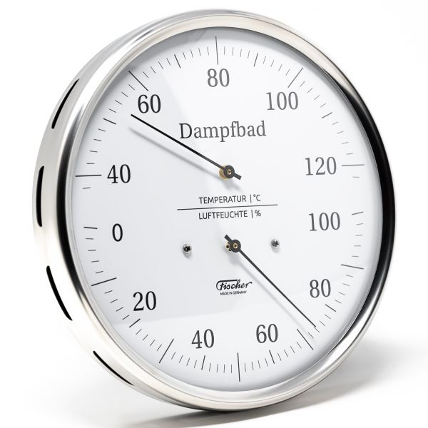 182/183.01 | Dampfbad Thermohygrometer 130/160 mm