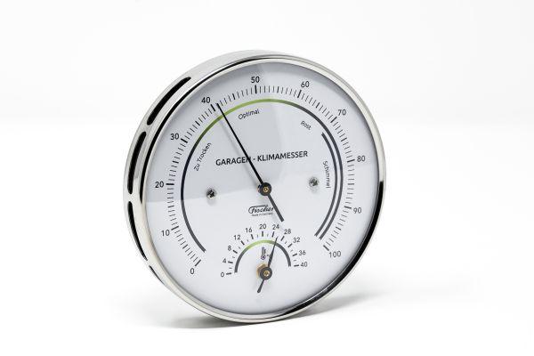 122.01HT | Fischer Garagen-Klimamesser