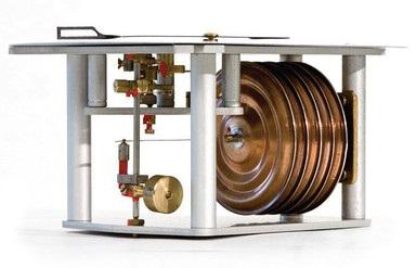 103   Precision aneroid barometer   Fischer Barometer
