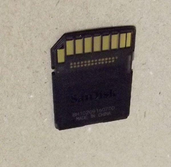 SD Karte 2GB Industrieausführung -25 ... 85°C