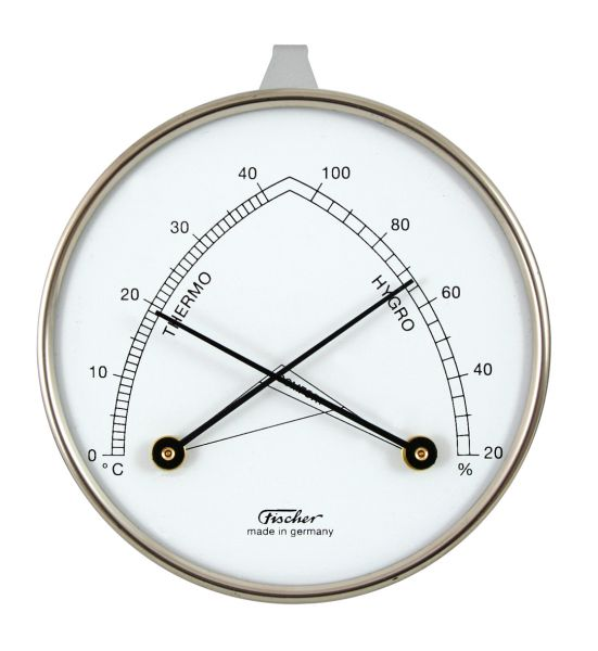 143CR | Hygrometer synthetic mit Thermometer