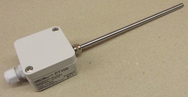 Messwertgeber für Temperatur PT 100 1/3 DIN