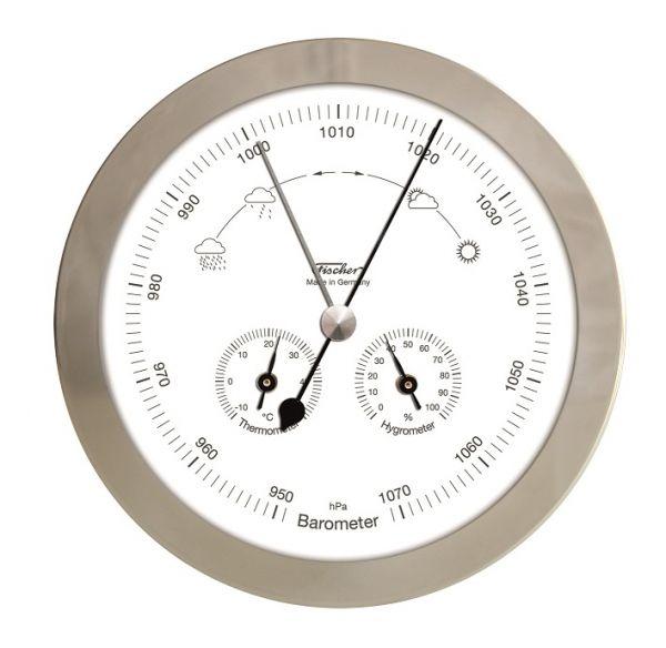 1602-01 | Wetterstation Edelstahl