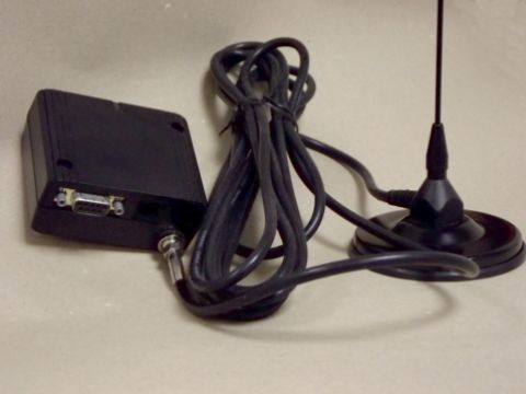 Modem MC88 incl. Antenna and set of cables, configured for use with Combilog
