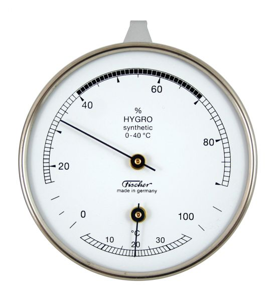 123TCR | Hygrometer synthetic mit Thermometer