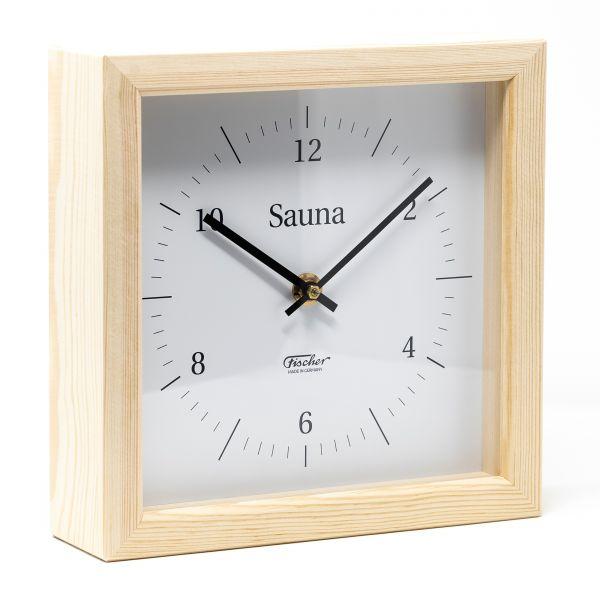 2252.FISCHER | Elektrische Sauna-Uhr