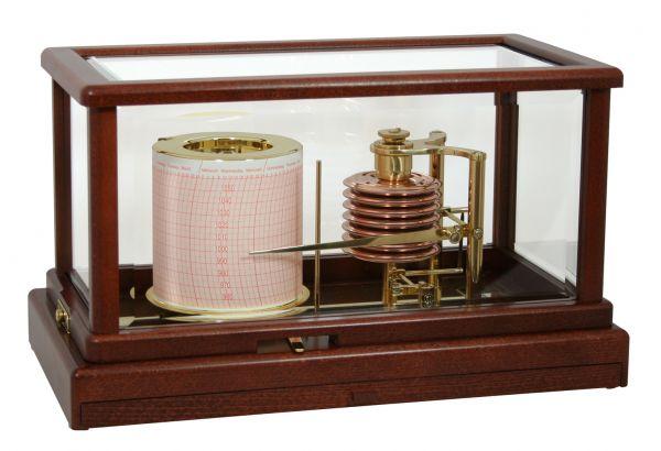 265M | Barograph mit mechanischem Uhrwerk