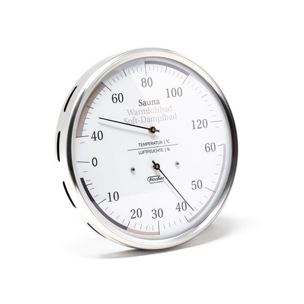 184/185.01 | Sauna-Thermohygrometer Universal 130/160 mm