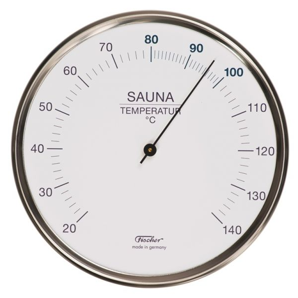 197/198.01 | Sauna-Thermometer 130/160 mm