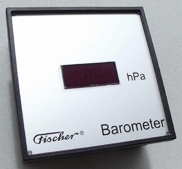 Elektronisches Barometer
