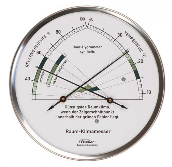 FISCHER-1222-01-Wohnklima-Hygrometer-mit-Thermometer