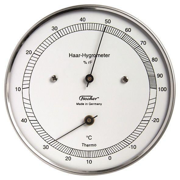 111.01T | Haar-Hygrometer mit Thermometer