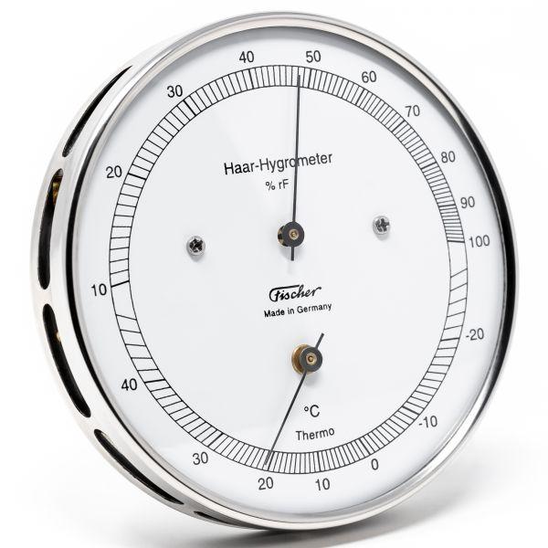 111T | Haar-Hygrometer mit Thermometer