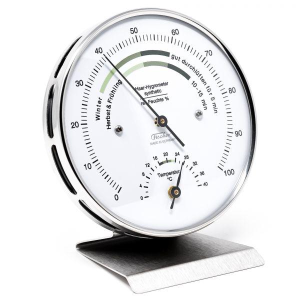 122.01HT | Fischer Wohnklima-Hygrometer mit Thermometer